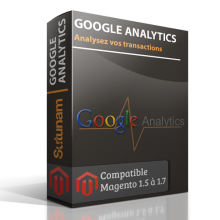 Advanced Google Analytics pour Magento